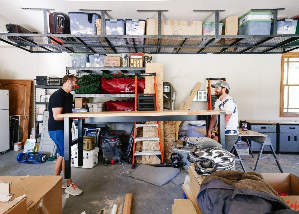 Tips menata garasi © 2021 brilio.net