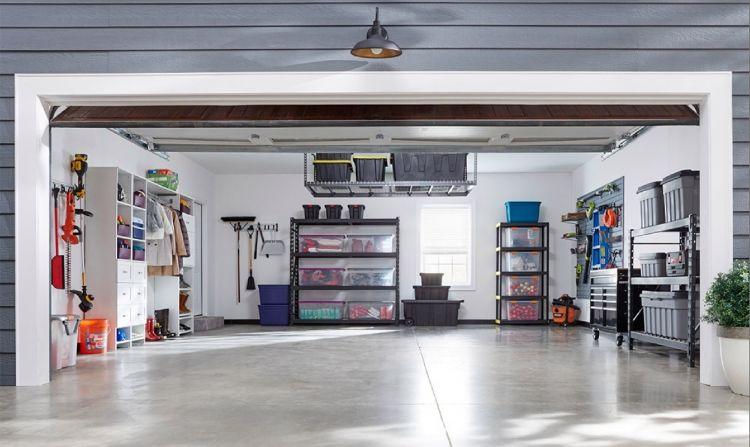 3 Tips menata garasi agar terlihat bersih dan rapi, jadi lebih nyaman
