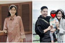 8 Gaya outfit Ardina Rasti saat hamil, stylish abis