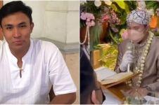 7 Momen pernikahan Fathur mantan ketua BEM UGM, penuh haru