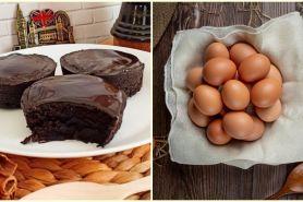 6 Cara menghilangkan bau amis telur pada kue