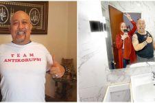 10 Penampakan rumah Indro Warkop, koleksi motornya curi perhatian