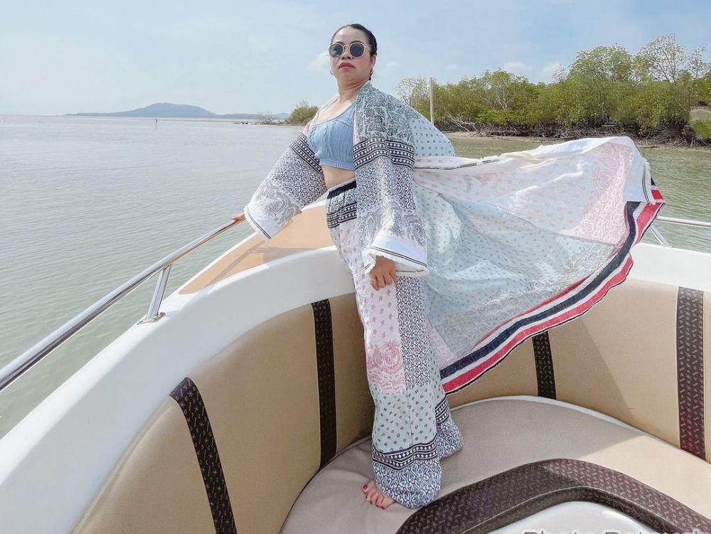 guru kocak film Thailand First Love © 2021 Instagram