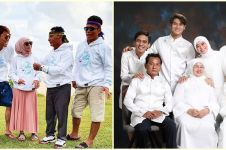 10 Momen hangat keluarga Rizky Billar dan Lesty Kejora, besan idaman