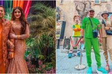 10 Potret liburan Anang dan Ashanty di Bodrum Turki, naik yacht mewah