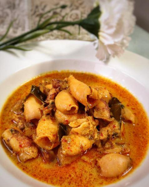 11 resep gulai seafood ala rumahan © berbagai sumber