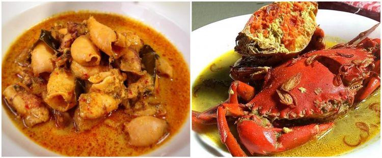 11 Resep gulai seafood ala rumahan, nikmat dan bikin ketagihan