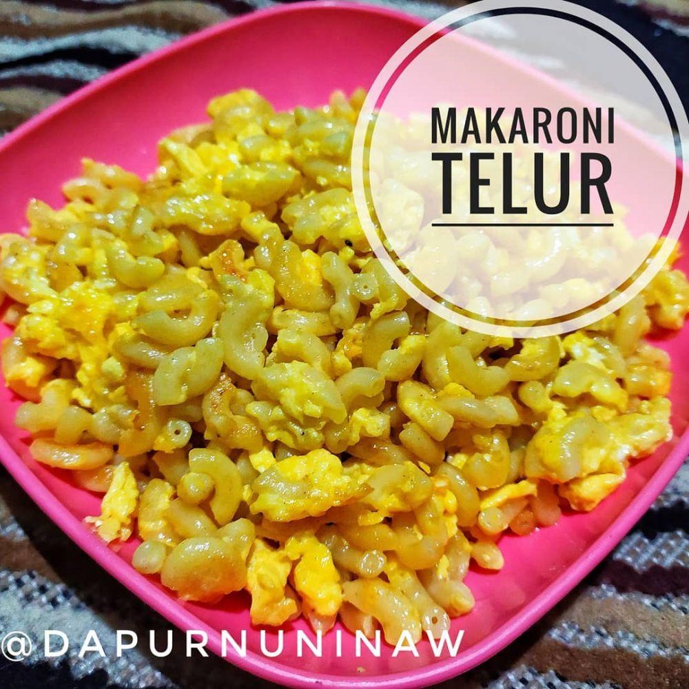 Resep lauk berbahan makaroni © 2021 brilio.net