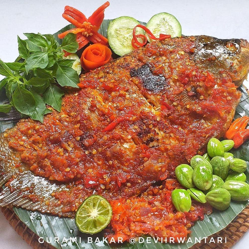 Resep seafood masak kering ala rumahan Instagram