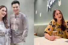 8 Momen Paula Verhoeven beri kejutan ke Baim Wong, sewa vila mewah