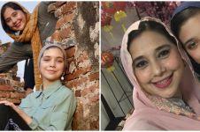 10 Potret kebersamaan Ayu Azhari dan Isabel Azhari, bak kakak-adik