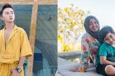 Potret 5 pegawai Raffi Ahmad pakai baju adat Bali, Sensen gagah abis