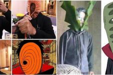 7 Cosplay jadi anggota Akatsuki ini kocaknya bikin susah nahan tawa