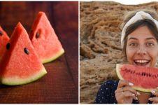 Jarang diketahui, ini 10 manfaat mengonsumsi biji buah semangka