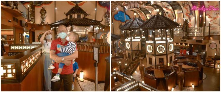 10 Momen kejutan ulang tahun ayah Ayu Dewi, kosongkan satu restoran