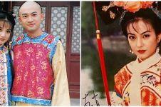 10 Potret terbaru Vicki Zhao pemain Putri Huan Zhu, makin memesona