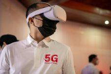 Telkomsel perluas layanan 5G serentak di tiga kota, makin digital nih