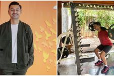 Potret ruang olahraga 7 aktor ganteng, milik Anjasmara curi perhatian