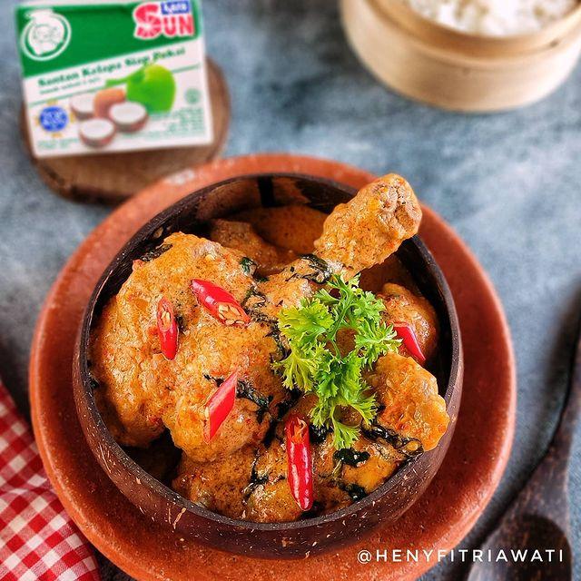 10 Resep makanan khas Riau © berbagai sumber