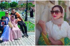 10 Potret Ashanty berkerudung saat liburan ke Turki, banjir pujian