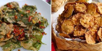 10 Resep keripik berbahan sayur, enak, sehat, dan mudah dibuat