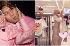 10 Momen Lesty Kejora traktir baju model cilik, parasnya jadi sorotan