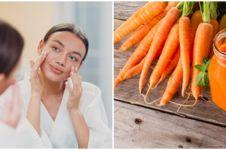 12 Manfaat wortel untuk kecantikan dan kesehatan wanita