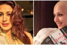 10 Potret Sonali Bendre aktris Bollywood yang berhasil lawan kanker