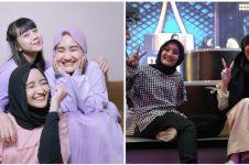 10 Potret kebersamaan Fatin Shidqia dan Arafah, bak kakak beradik