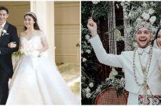 Beda gaya pernikahan 6 pemain Istri Kedua, terbaru Indah Indriana