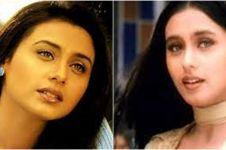 10 Potret terbaru Rani Mukerji 'Kuch Kuch Hota Hai', awet muda