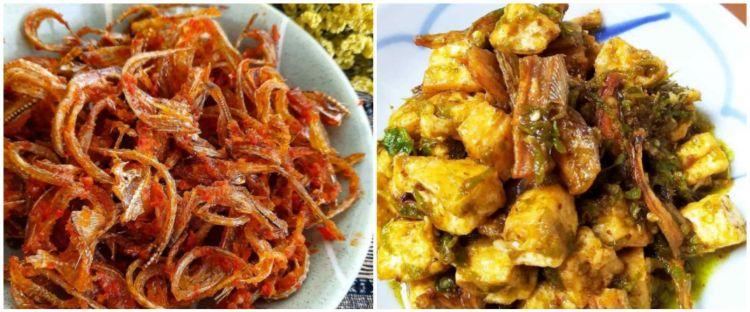10 Resep olahan ikan asin pedas, lezat dan menggugah selera