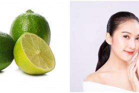 15 Manfaat jeruk nipis untuk kecantikan, dapat mencerahkan kulit