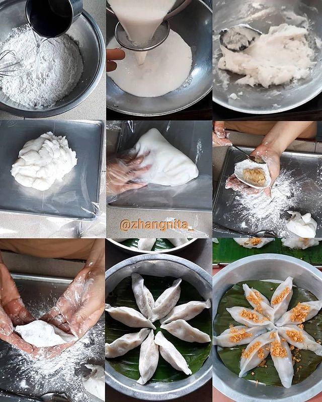 10 Resep choi pan kenyal dan lembut © berbagai sumber