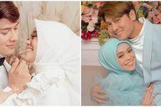 10 Potret prewedding terbaru Lesty Kejora dan Rizky Billar, kian mesra