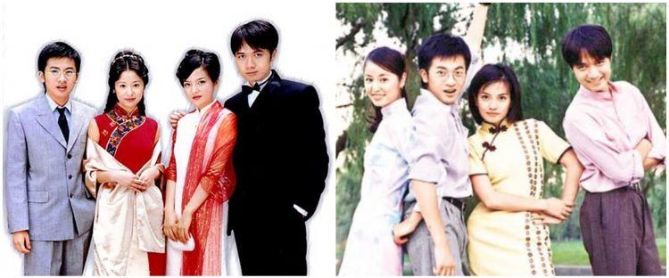 20 Tahun berlalu, ini kabar 7 pemain serial Mandarin Kabut Cinta