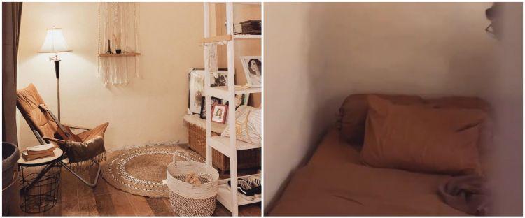 Penampakan kamar tidur 10 seleb FTV, milik Acha Sinaga simpel
