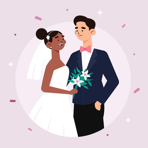 Kata-kata bijak tentang pernikahan © berbagai sumber