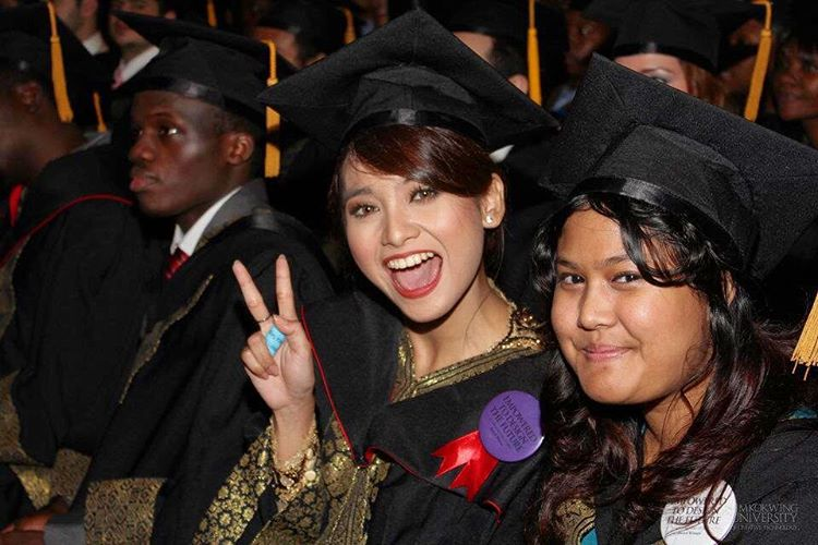Potret wisuda 7 penyanyi Indonesia yang kuliah di luar negeri dari berbagai sumber