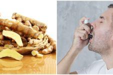 6 Manfaat kunyit putih untuk kesehatan, mengatasi asma