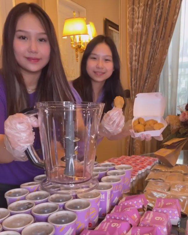 sisca kohl borong menu bts meal Berbagai sumber