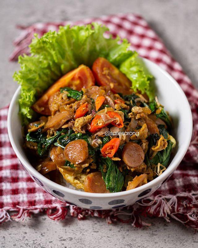 10 Resep hidangan bekal makan siang © berbagai sumber
