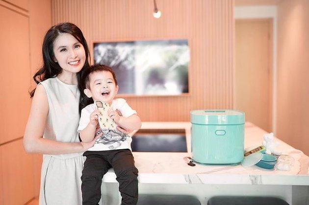 dapur Sandra Dewi © 2021 brilio.net Instagram