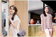 9 Potret dapur Sandra Dewi, mewah dan serba canggih