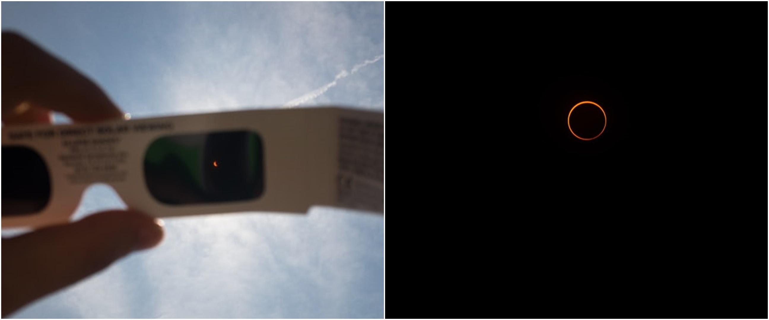 Begini cara melihat gerhana matahari cincin pada 10 Juni 2021