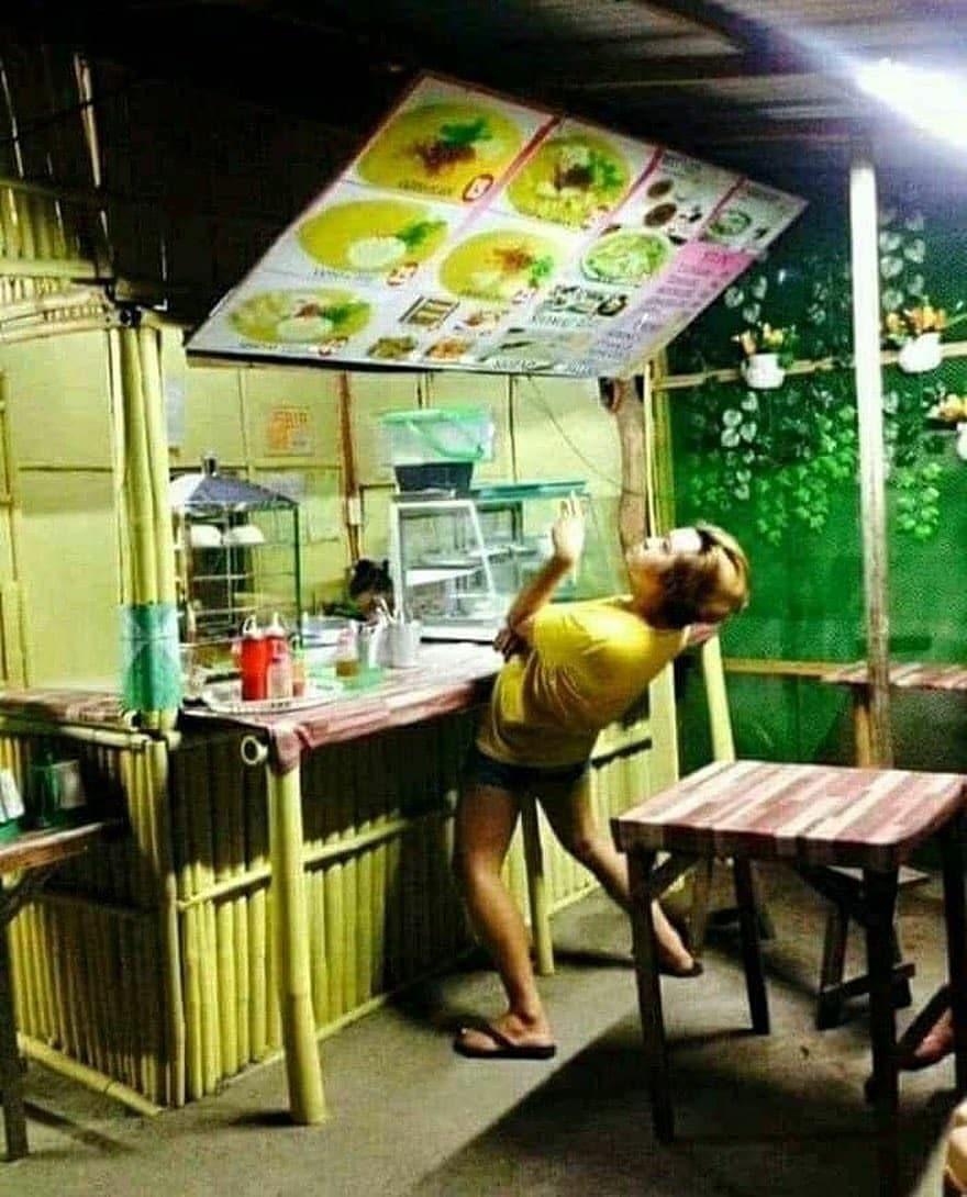 momen lucu belanja di warung © 2021 instagram.com