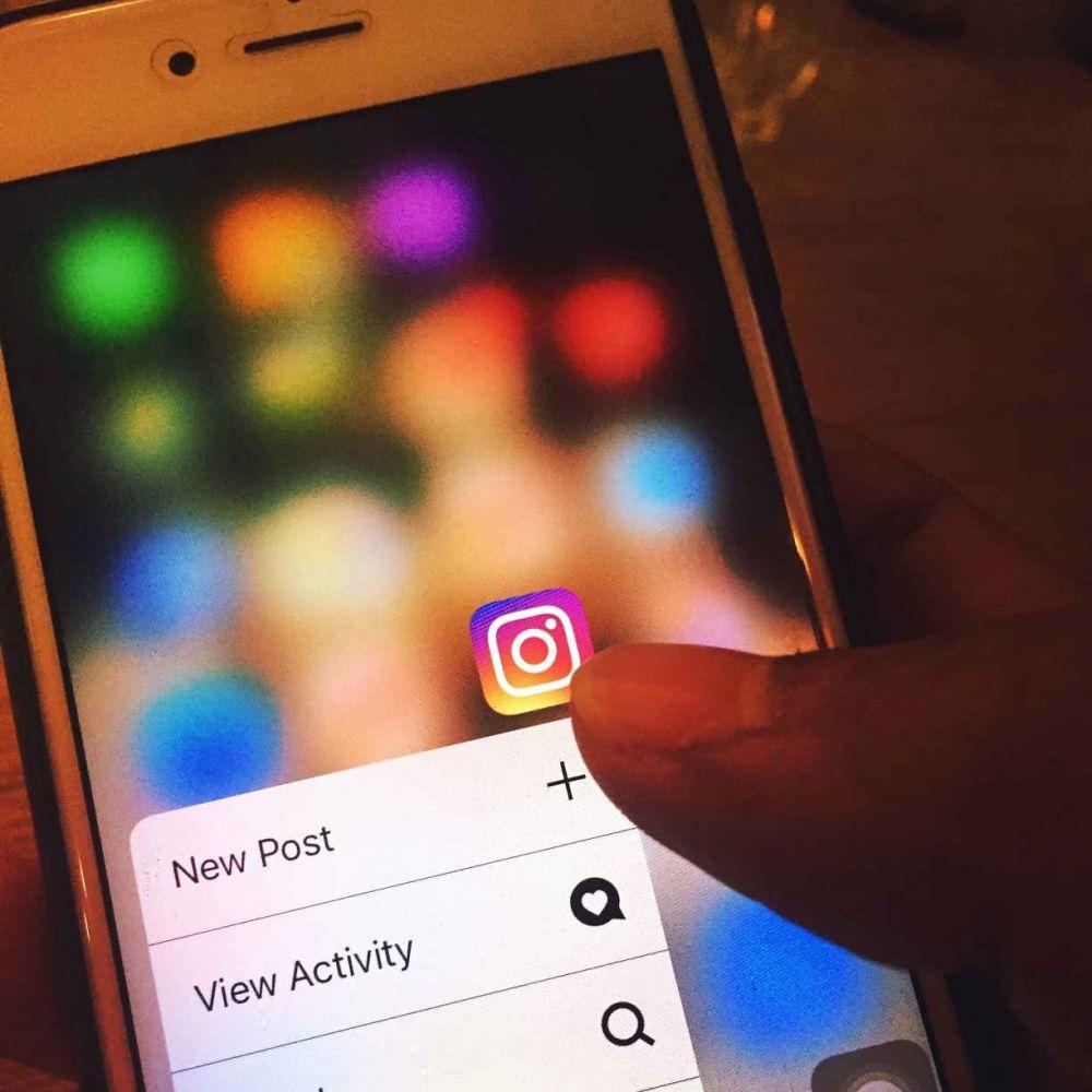 Cara iklan produk di Instagram © 2021 brilio.net