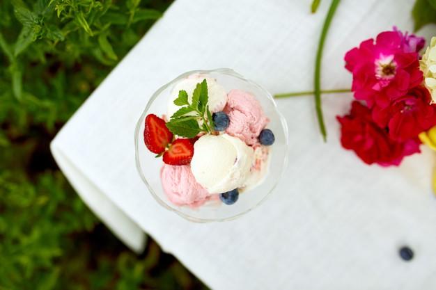 7 jenis es krim dan perbedaannya © freepik.com
