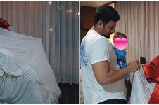 7 Potret kado ulang tahun Ammar Zoni, canggih dan harganya fantastis
