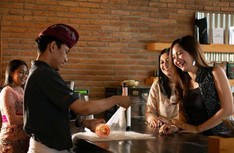 6 Fakta The Cellardoor yang perkenalkan kekayaan alam Bali lewat wine